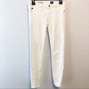 AG Adriano Goldschmied the legging ankle jean 25